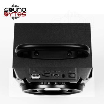 Sound Bytes KTS-857A GearWorks Bluetooth Speaker (Black) - 4