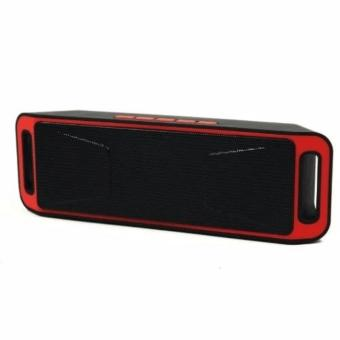 Sound Bytes Megabass SC208 A2DP Bluetooth Wireless Stereo Speaker