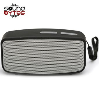 Sound Bytes N10 Extreme Portable Bluetooth Speaker (Grey)