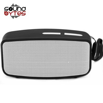 Sound Bytes N10 Extreme Portable Bluetooth Speaker (White)