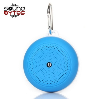 Sound Bytes Y3 Portable Bluetooth Sport Speaker (Blue)