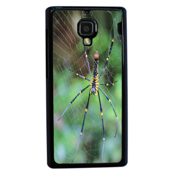 Spider Pattern Phone Case For Xiaomi Mi4