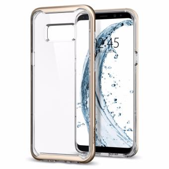 SPIGEN Neo Hybrid Crystal Case for SAMSUNG Galaxy S8 (Gold Maple)