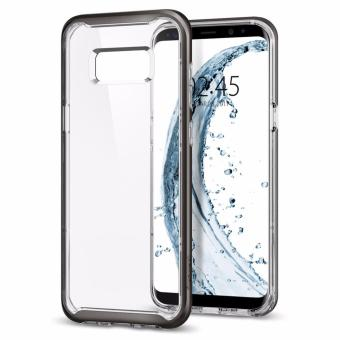 SPIGEN Neo Hybrid Crystal Case for SAMSUNG Galaxy S8 Plus(Gunmetal)