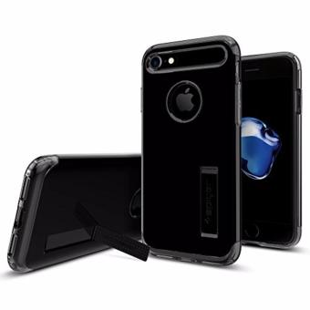 Spigen Slim Armor Air Cushion Technology Original Phone Case foriPhone 7 (Jet Black) 042CS20842 - 4