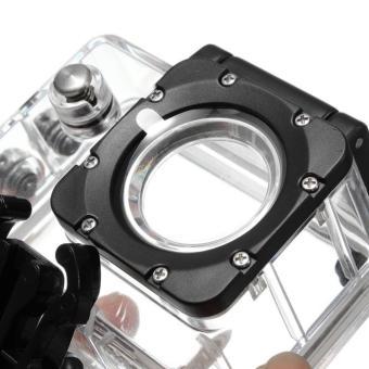 Sport Action Camera Box Case Waterproof Case For 4k SJCAM SJ4000SJ4000+ SJ7000 (Transparent) - 4