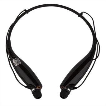 Sport Bluetooth Neckband In-ear Earphone (Black)