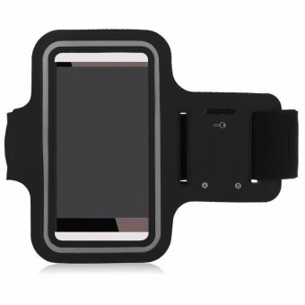 Sports Armband for Samsung Galaxy J7 2016 (Black) - picture 2