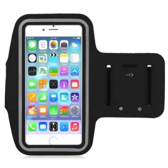 Sports Gym Armband Arm Band Cover for iPhone 6 Plus/6s Plus (Black)