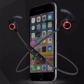 Sports Wireless Bluetooth Earphone Anti-sweat design HeadsetEarbuds Earphones with Mic In-Ear for iPhone SmartPhones - 5