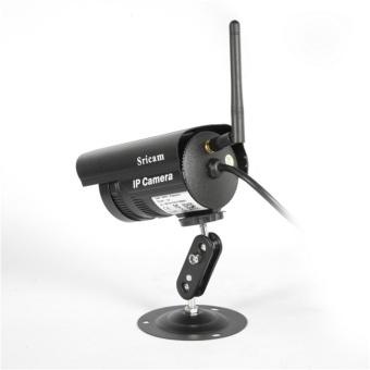 Sricam SP013 1280x720 720p Wireless Waterproof P2P Security IP Camera (Black) set of 4 - 5