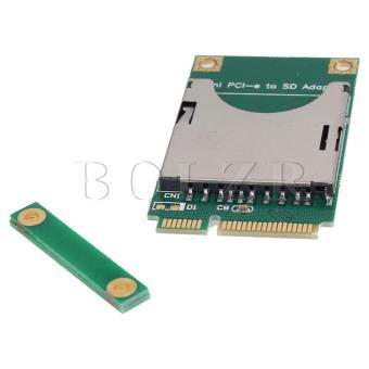 SSD to Mini PCI-e Memory Card Adapter (Blue) - picture 2