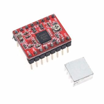 Stepper Motor Driver A4988 Module with Free Heatsync