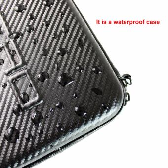 Storage Collection Waterproof Bag Case S M L Size for Go Pro Hero 54 3+ SJ4000 Xiaoyi Action Camera Accessories - 5