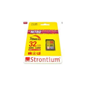 Strontium Nitro 32GB 466x SD Card