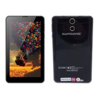 "Sunsonic L08A 7"" 3G Dual Sim Cellular Tablet 8GB (Black)"