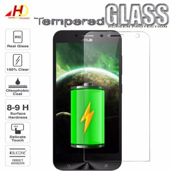 Super Tempered Glass Screen Protector for Asus Zenfone 3 DeluxeZS550KL 5.5 (Clear)