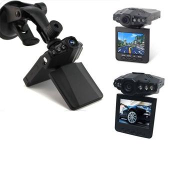 Surveillance 720P HD Car DVR Video Camera Recorder - 5