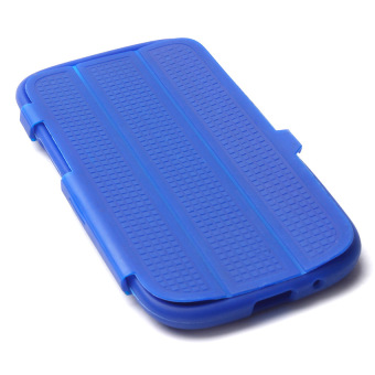 Swisstech Perth Phone Case for Samsung Galaxy S3/I9300 (Blue)