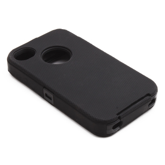 Swisstech Rome Case for iPhone 4/4s (Black) - picture 2