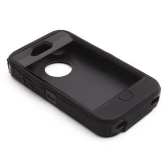 Swisstech Rome Case for iPhone 4/4s (Black)