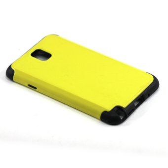 Swisstech Seville TPU Case for Samsung Galaxy Note 3/N9000 (Yellow)