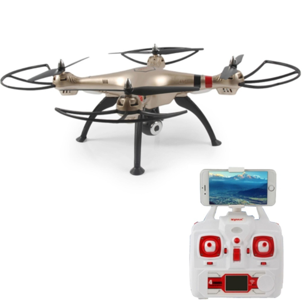 Philippines Syma X8hw Wifi Fpv With 1mp Hd Camera 24g 4ch 6 Axis Rc Quadcopter X8c Venture 24ghz 2 Mp Full White Altitude Holdrc