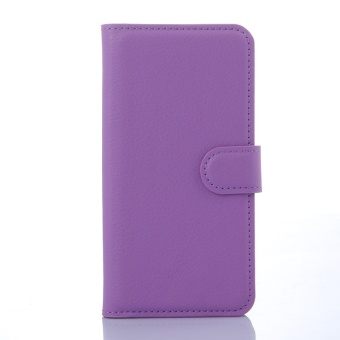 SZYHOME Phone Cases For LG G4 Beat Luxury Retro Leather Wallet FlipCover Black Blue Brown Green Pink Purple Red Rose White Solid ColorShell - intl - 2