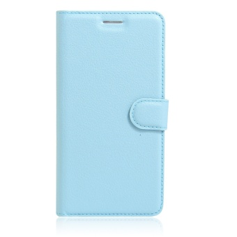 SZYHOME Phone Cases For OPPO F1 Plus Luxury Retro Leather WalletFlip Cover Black Blue Brown Green Pink Purple Red Rose White SolidColor Shell - intl - 3