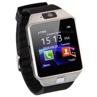 T1 Smartwatch Bluetooth Phone SIM 0.3MP Camera (Black) - picture 2