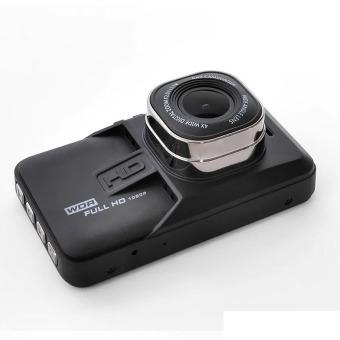 T636 Dual Lens Dash Camera Vehicle Blackbox Dashboard DVR WithG-Sensor - 3