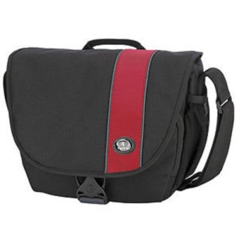 Tamrac Rally 4 Camera Bag (Black/Red)