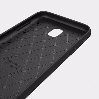 Tanxian soft case for Samsung J7 pro (grey) - 2