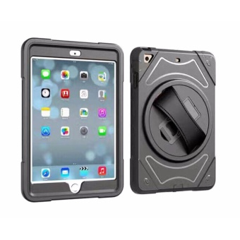 TCF Hard Shell Shock Proof with Built-in Stand Case for iPad Air 2 - 2