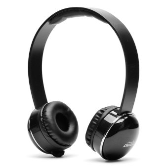 Techno Tamashi TH-T2 Over-the-Headphones (Black)
