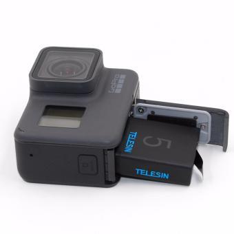 TELESIN Gopro hero 5 camera battery pack 1220MAH GP-BTR-501 - 4