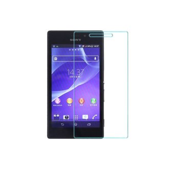 Tempered Glass for Sony Xperia M2 Clear
