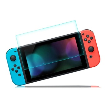 Tempered Glass Screen Protector Film Guard Shield for NintendoSwitch - intl - 2