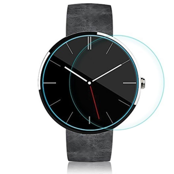 Tempered Glass Screen Protector Skin for Motorola Moto 360 SmartWatch 42mm Price Philippines