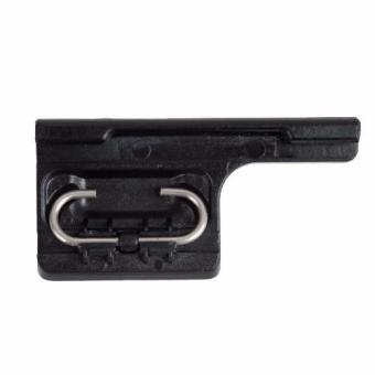 The Frame Backdoor Clip Lock Buckle for GoPro Hero5 Black - intl - 2