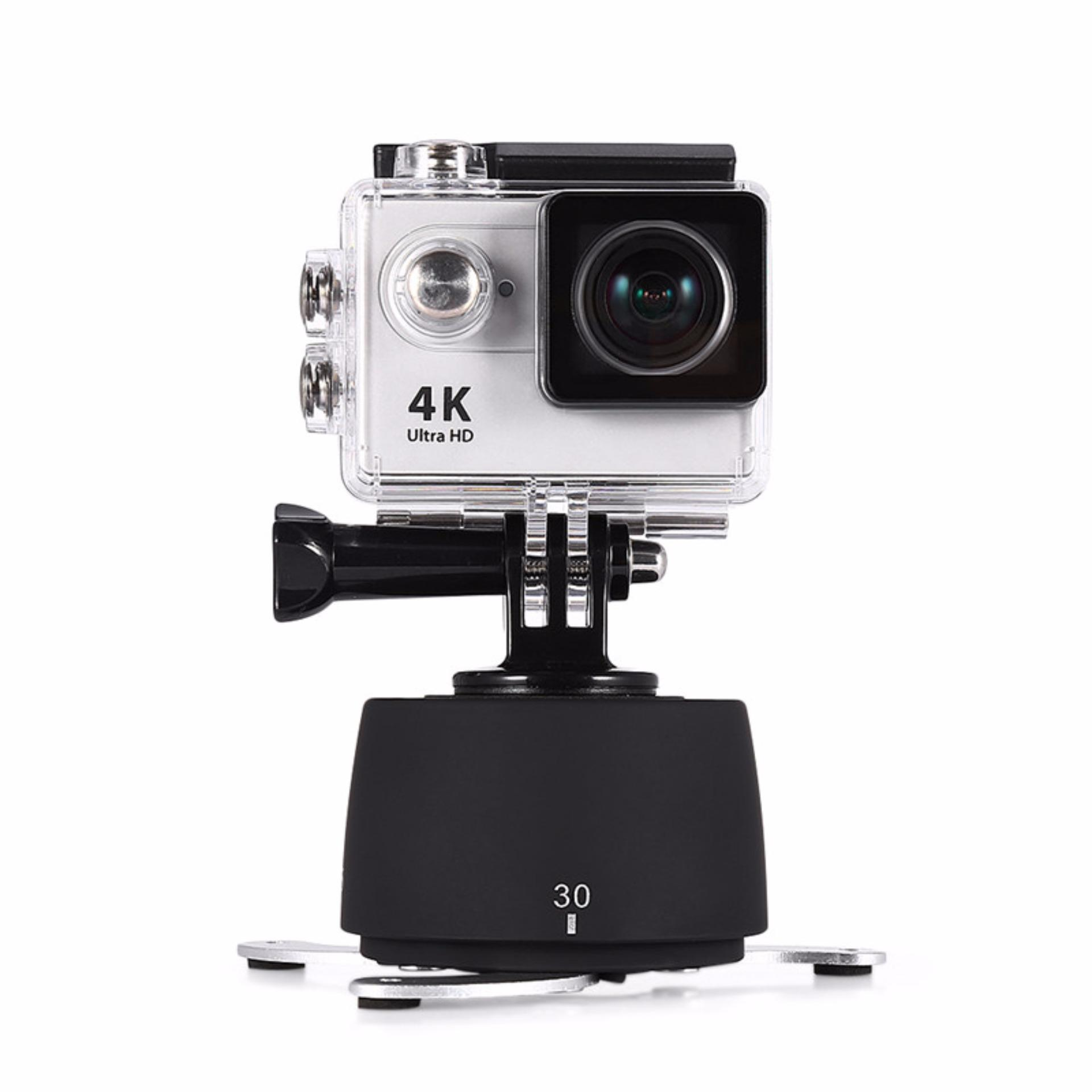 Philippines Time Lapse Stabilizer 360 Degrees Panning Rotating Kamera For Gopro Dslr Camera Mount Tripod Adapter Hero 2