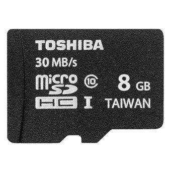 Toshiba UHS-1 microSDHC Class 10 8GB SD-C008GR7AR30