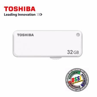 Toshiba Yamabiko U203 32GB TransMemory USB 2.0 Flash Drive -EXCLUSIVE MODEL
