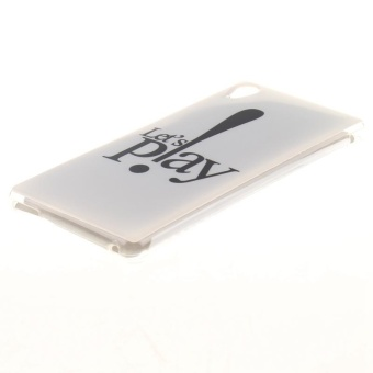 Seller TPU Flexible Soft Case for Sony Xperia M4 Aqua (Play) - intl Price And Model
