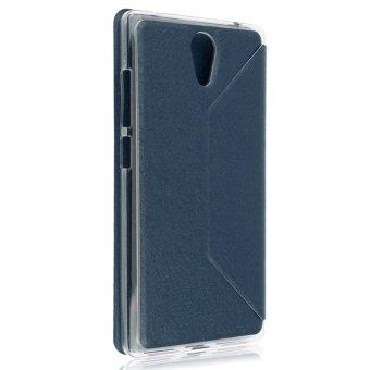 TPU Flip Cover Stand Case For Lenovo Phab2 Pro 650M - intl - 3