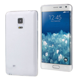 TPU Gel Case For Samsung Galaxy Note Edge N9150 (Clear)
