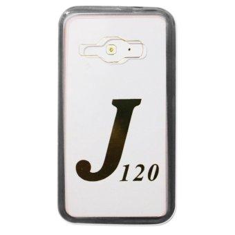 TPU/PC Back Case For Samsung Galaxy J1 2016 (Black)