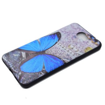 TPU Silicone Case Cover for Huawei Y5 II Y5 2 Butterfly intl