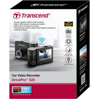 Transcend DRIVEPRO 520 Car Camera - picture 2