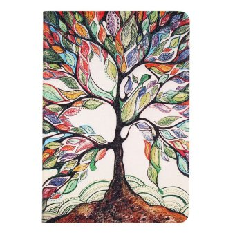 Tree Of Life Flip Stand Leather Case Cover For iPad Mini 1 2 3 Retina Multicolor